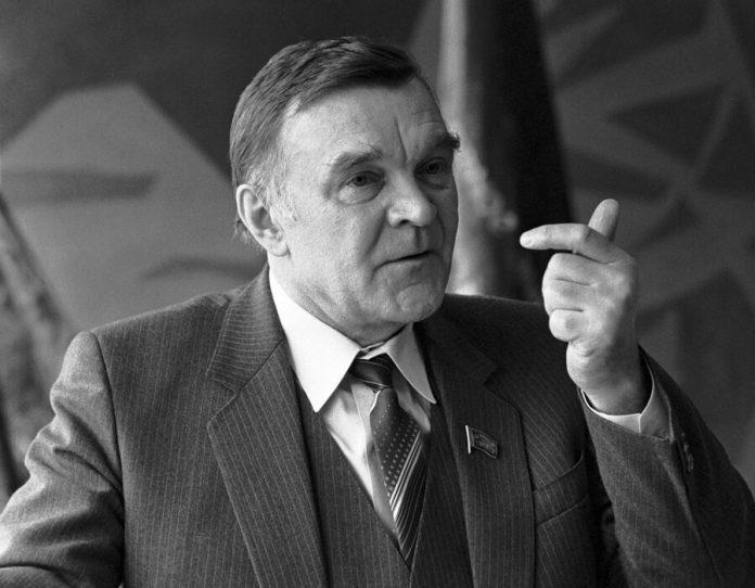 The writer Yuri Bondarev died on 97-m to year of life