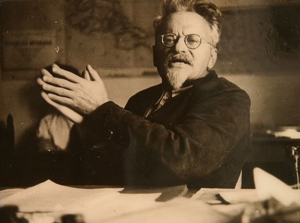 What happened to the children of Leon Trotsky