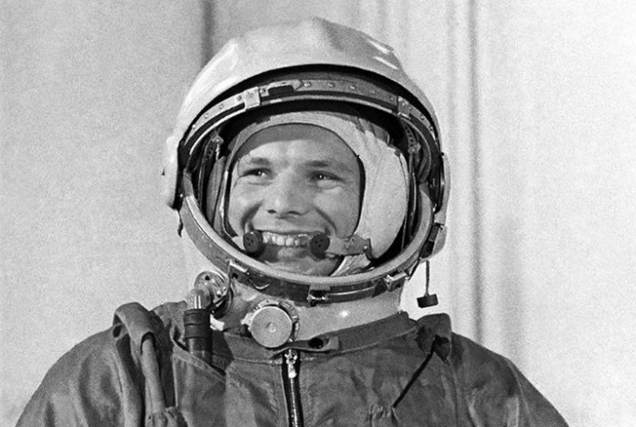 Why astronaut Gagarin became known as a cosmonaut in 1960