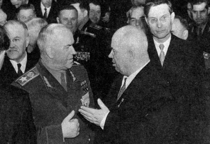 Why Khrushchev was afraid of Marshal Zhukov