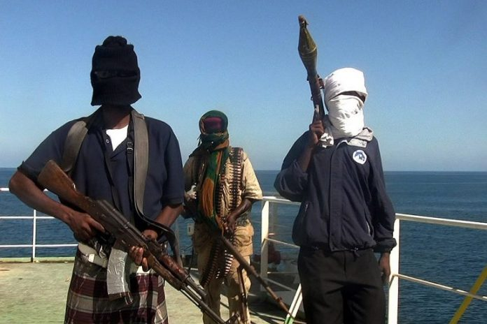 Why the problem with Somali pirates managed to solve only Arab sheiks