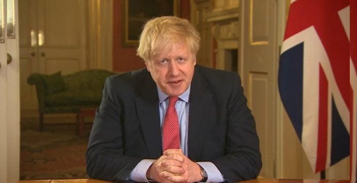 Boris Johnson was taken to the hospital due to coronavirus