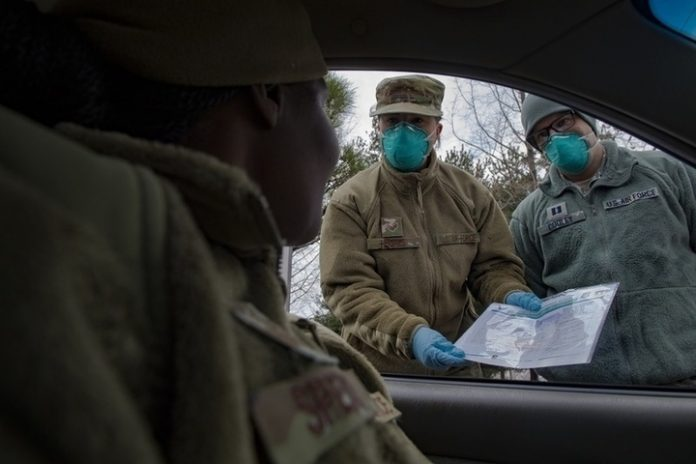 Coronavirus is forcing the US to curtail its military presence abroad