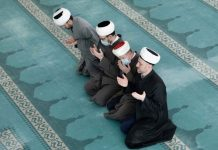 In the mosques of Moscow region will hold a collective prayer, until the end of April