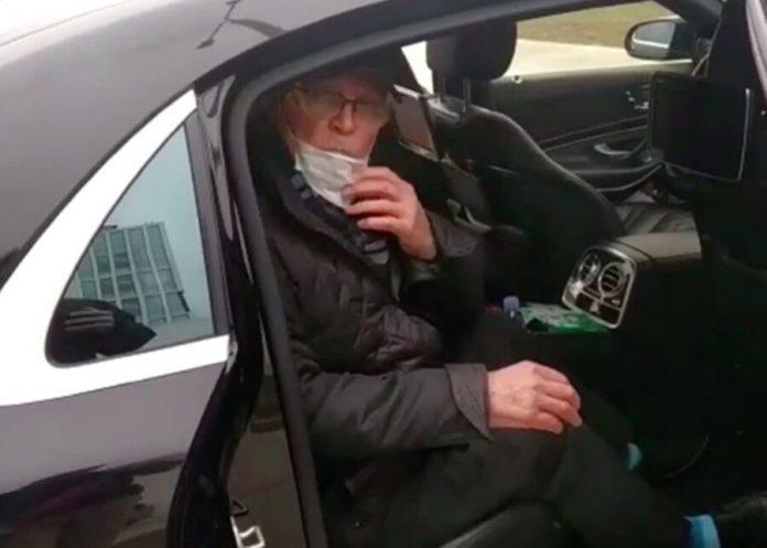 Lev Leshchenko was discharged from the hospital in Kommunarka