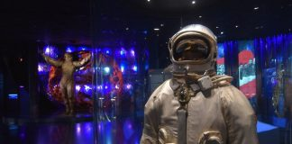 Online quiz CosmoQuiz launched the space Museum