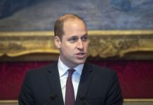 Prince William attended to the psychological condition of the British