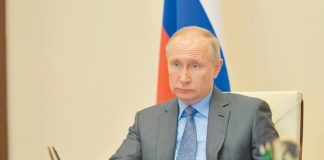 Putin got in touch with the government in a bad mood