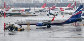 Russia suspends all flights for the removal of the Russians from abroad – media
