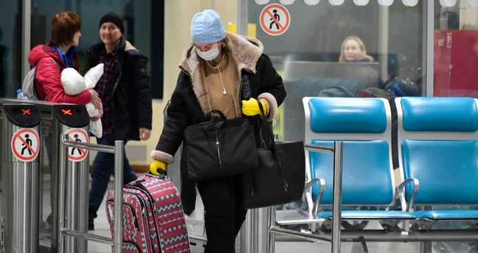 Russia suspends flights for the removal of the Russians from abroad