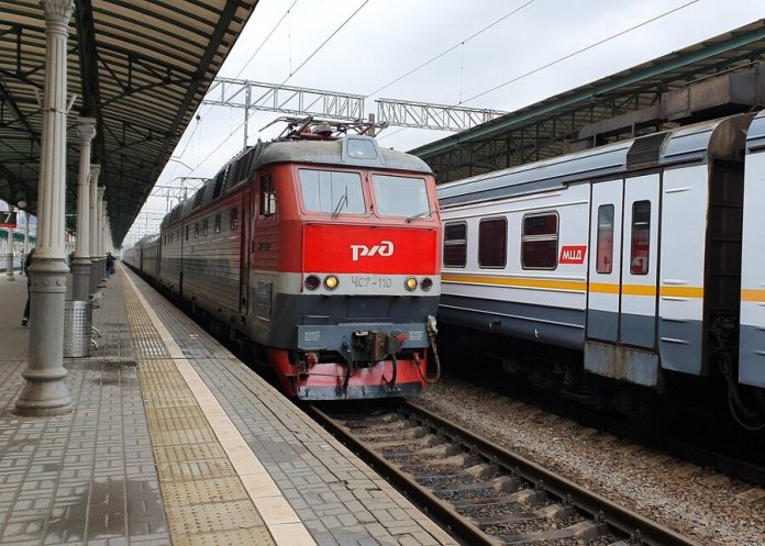 Russian Railways cancels trains to Kaliningrad transit via Lithuania and Belarus