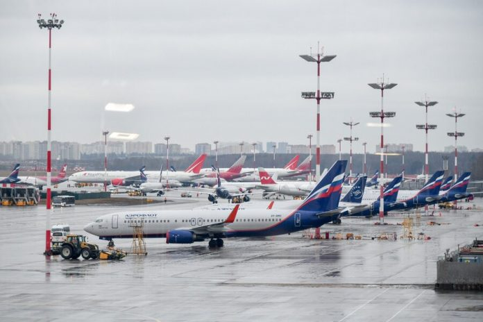 Sony has announced the preparation of five flights for the removal of the Russians from abroad