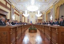 The Cabinet of the Russian Federation approved a list of measures to ustoichivogo economic development