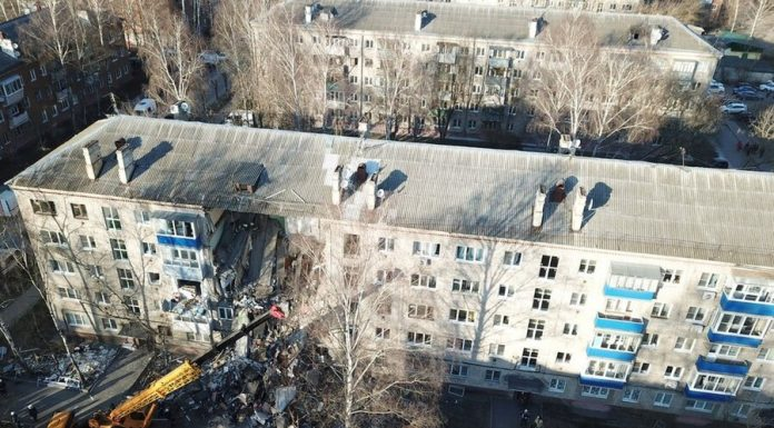 The death toll in the explosion at a house in Orekhovo-Zuyevo has increased to three
