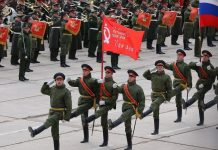 The defense Ministry denied plans to move the Victory parade due to coronavirus