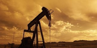 The estimated price of Russian Urals oil was negative
