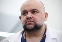 The head physician of the hospital in Kommunarka told about the surprise from the age of the patients with COVID-19