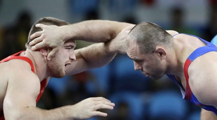 The license tournament for the Olympic games in wrestling will be in 2021