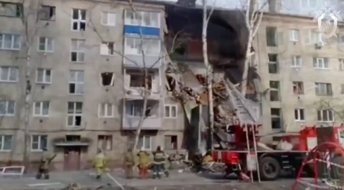 The number of victims of the gas explosion in Orekhovo-Zuyevo increased