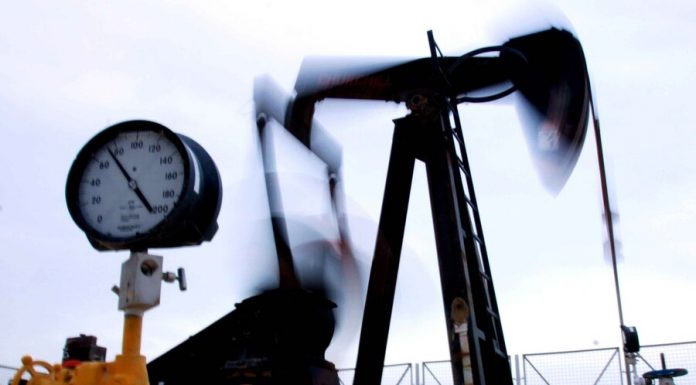 The price of Brent crude oil exceeded $ 34 per barrel