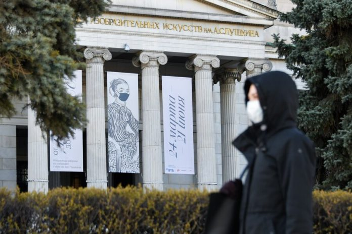 The Pushkin Museum will hold a series of excursions for children with autism