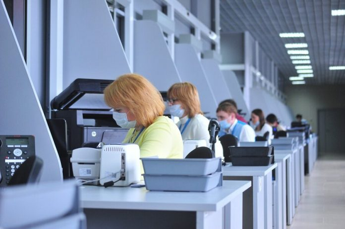The Russian authorities to extend the visas to aliens who cannot return home