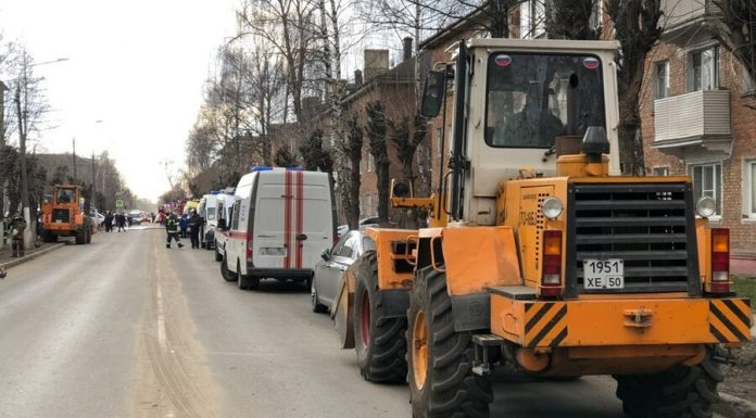 Two more people may be under the rubble of a house in Orekhovo-Zuyevo
