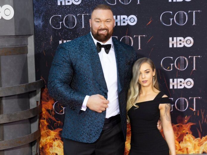 The Mountain actor from 'Game of Thrones' sets new deadlift record